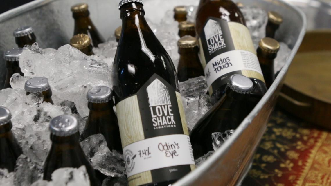 Odin's Eye & Midas Touch, Two ancient-inspired ales.